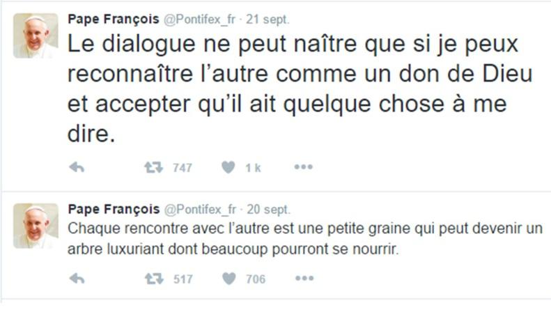 20 SEPTEMBRE 2016 - DISCOURS DU PAPE FRANCOIS EN CLOTURE DE LA JOURNEE MONDIALE POUR LA PAIX A ASSISE