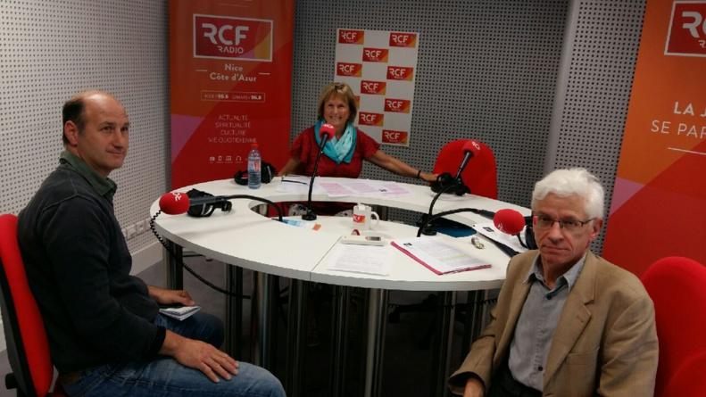 RCF, Croyants ensemble vers la Paix - Emission du 07 Octobre 2016 - Invité Philippe Jansen