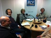 """RCF """"Croyants, ensemble vers la Paix""""...Emissions de Janvier 2014 - Rédacteurs en chef du mois : Père Jean GAUTHERON et Jean-Philippe DEPERNET"""