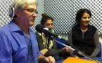 1ère émission Radio Chalom Nitsan - Nov 2011 - 1er Festival VEAC