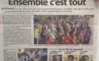 5ème FESTIVAL VIVRE ENSEMBLE A CANNES
