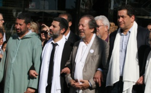 Tour d'horizon(s) du Vivre Ensemble A Cannes en vidéos : des souvenirs et de l'espérance....