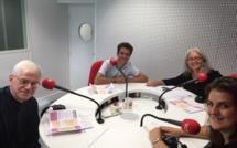 """RCF Nice-Côte d'Azur en Novembre... Demandez le programme et écoutez les émissions hebdomadaires Vivre Ensemble A Cannes, """"Croyants, ensemble vers la Paix ! !"""