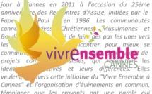 """2017 - Adhérer à l'association """"Festival Vivre ensemble à Cannes"""""""