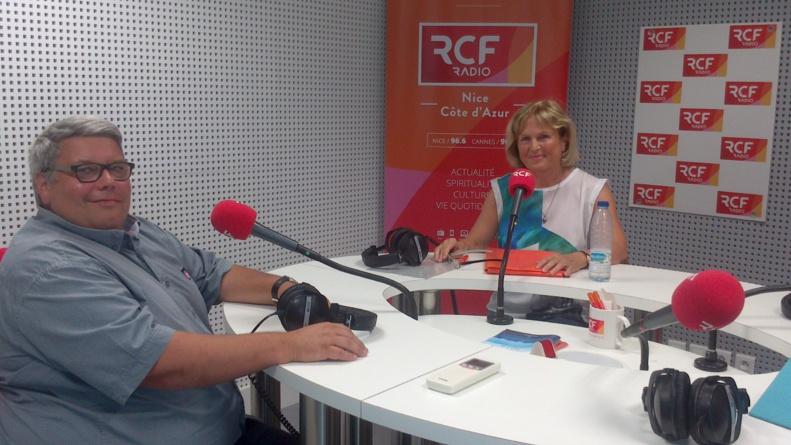 RCF, Croyants ensemble vers la Paix - Emission du 30 Septembre 2016 - Invité Pasteur Philippe Fromont