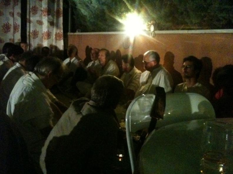 VEAC partage le jeûne avec la communauté soufie de Cannes