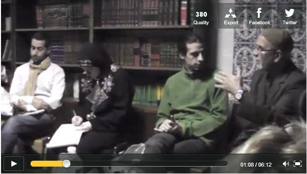 Vidéo Préparation 1er Festival - Réunion des groupes logistiques à la Mosquée de cannes