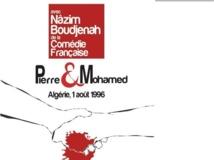 """Encore quelques places pour la pièce """"Pierre & Mohamed""""...Rendez-vous Dimanche 7 avril à 15H au Miramar !"""
