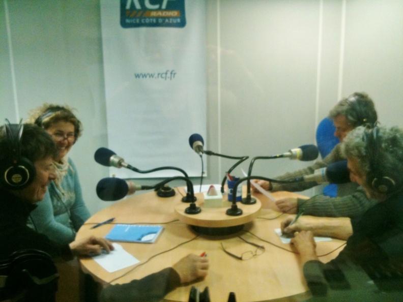 Emissions RCF 2013 : Régalez-vous !!!