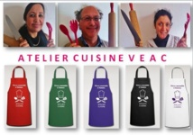 Découvrez l'atelier Cuisine du VEAC