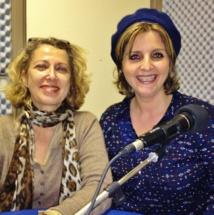 RCF enregistrement de l'émission VEAC rend hommage aux Femmes de Foi !!! Diffusion 8 Mars 11h...