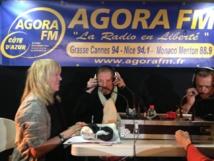 Pierre Chevallet et le Vivre ensemble à Cannes sur Agora FM... Samedi 19H00...