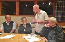 Très belle réunion mensuelle du Conseil d'administration et des Chefs religieux du VEAC : 3 Juin 2013