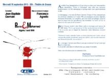 """Pièce de Théâtre """"Pierre et Mohamed"""""""