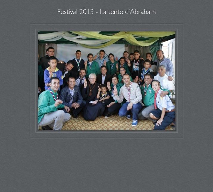 Samedi 15 nov en avant-Première du 4ème Festival VEAC : Rencontres de jeunes scouts juifs, chrétiens, musulmans, bouddhistes
