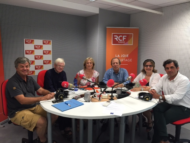 """RCF """"Croyants, ensemble vers la Paix""""...Emissions de Septembre 2015"""