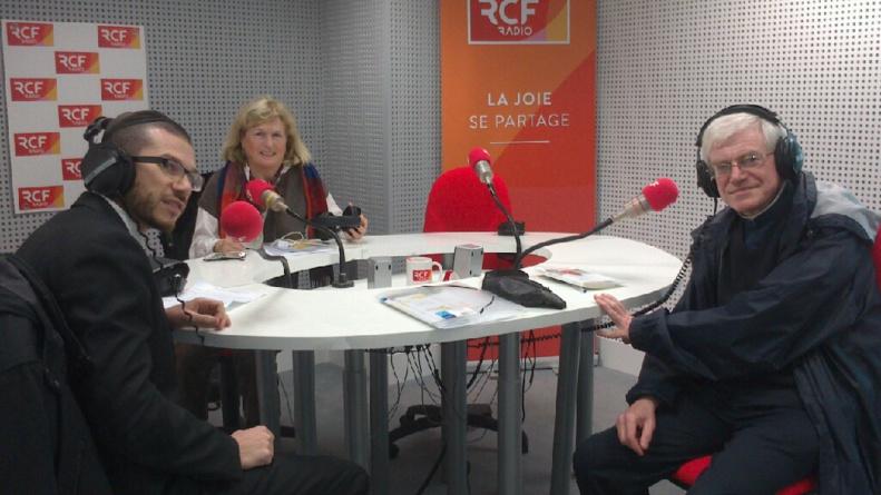 """RCF """"Croyants, ensemble vers la Paix""""...Emissions de Février 2016"""