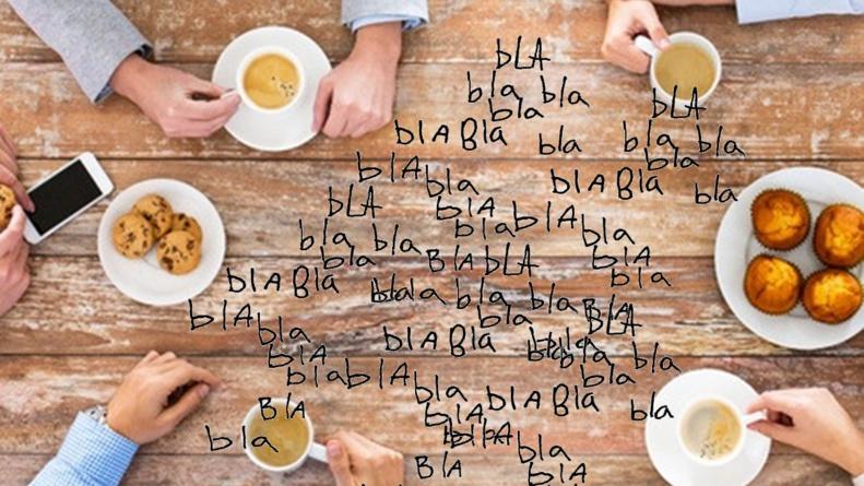 Rencontre : 1er BLABLA CAFE du VEAC...