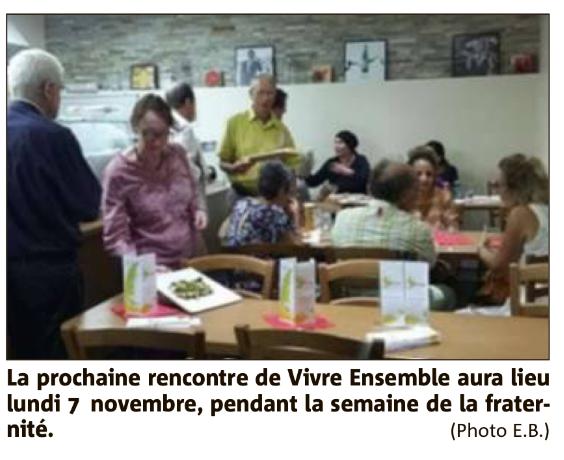 BLABLA CAFE FRATERNITE LE LUNDI 7 NOVEMBRE 2016 A PARTIR DE 19H00