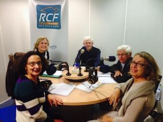 """RCF """"Croyants, ensemble vers la Paix"""" : les dernières émissions de 2013 !!!"""