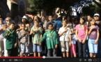 """Clip Vidéo """"Paix sur la Terre"""" - 1er festival VEAC"""