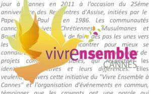 Rentrée Vivre Ensemble A Cannes - Dimanche 10 Septembre 2017 à Valcluse