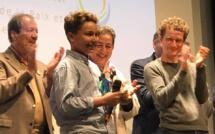 1er prix de l'Eloquence au sein du 6ème Festival Vivre Ensemble A Cannes  - Remise du 1er Trophée à Amin Salhi !
