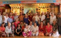 VEAC invité des nos amis bouddhistes de l'Institut Karmapa....