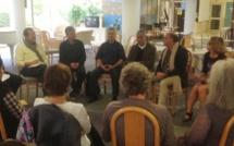 """Ateliers """"Dialogue"""" des Petits Groupes Mosaïques  - Dimanche 20 Octobre avec Dennis Gira ! Des instants magiques !!!"""
