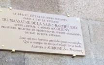 Evénément : Après 444 ans, le premier hommage aux victimes de la Saint-Barthélémy rendu à Paris
