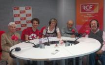 """RCF """"Croyants, ensemble vers la Paix""""...Emission de Juillet 2016"""